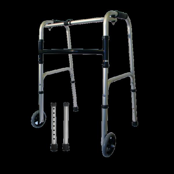 Balkonik aluminiowy – składany, 3-funkcyjny AR-008
