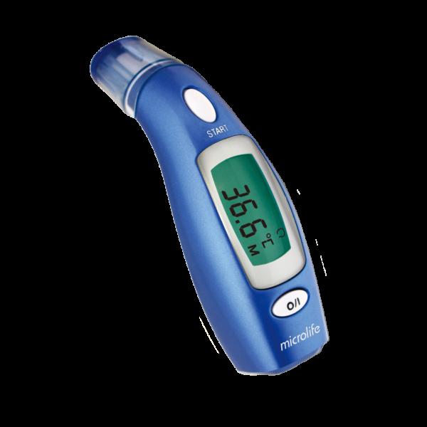 Termometr elektroniczny skroniowo - douszny IFR 100