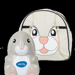Inhalator Baby Sanity króliczek AP2116