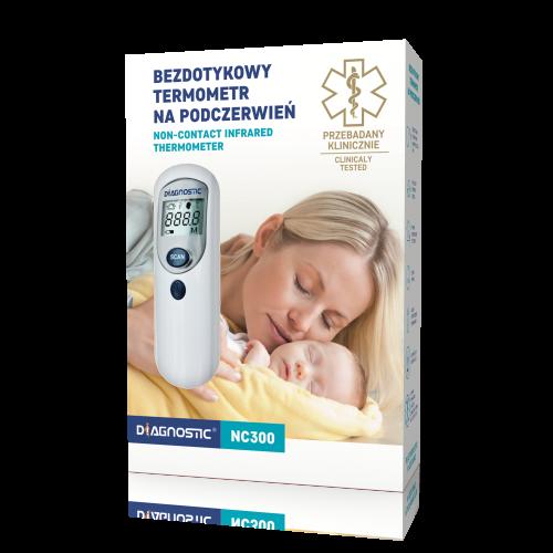 Termometr bezdotykowy Diagnostic NC300