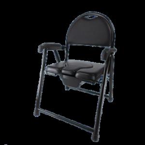 Krzesło toaletowe tapicerowane AR-102