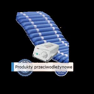 Produkty przeciwodleżynowe